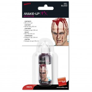 Krew w żelu 28,4 ml Halloween